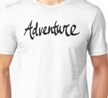 Adventure x Blue Unisex T-Shirt