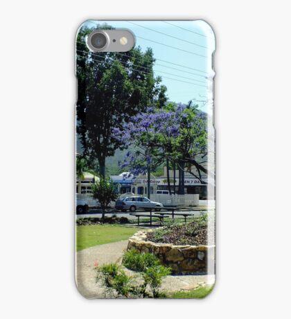 Esk, Queensland, Australia iPhone Case/Skin