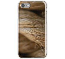 Macro Photography Nautical Rope iPhone Case/Skin