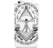 Da Vinci iPhone Case/Skin