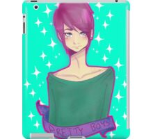 Pretty Boys iPad Case/Skin