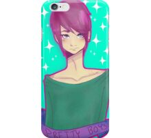 Pretty Boys iPhone Case/Skin