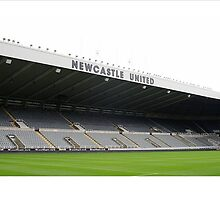 Newcastle United by footypix