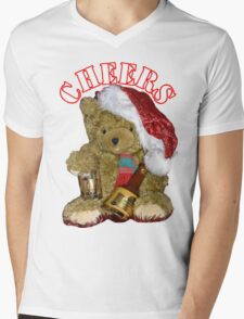 Cheers Mens V-Neck T-Shirt