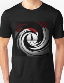 Doctor Who James Bond Logo T-Shirt