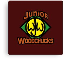 Junior Woodchucks Canvas Print