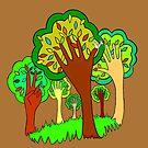 Tree's of Unity by Studio Burke