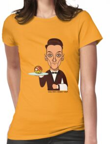 ozil Womens Fitted T-Shirt