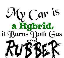 My Car is a Hybrid by RyanKrusi