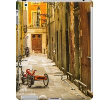 France - City of Nice - Afternoon iPad Case/Skin