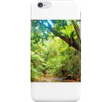 Daintree Rainforest Healing iPhone Case/Skin
