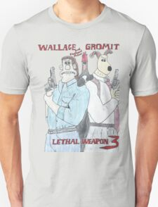Wallace and Gromit: Lethal Weapon T-Shirt