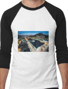 Townsville Sunset Men's Baseball ¾ T-Shirt