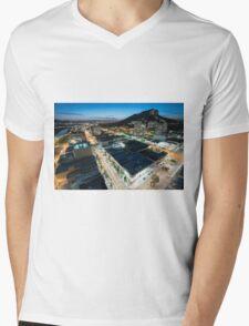 Townsville Sunset Mens V-Neck T-Shirt
