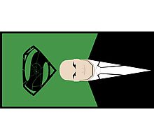 Lex Luthor: Shattered Super Photographic Print
