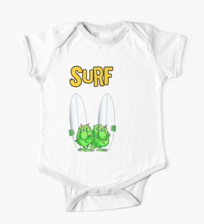 Surf Gromsters V9 One Piece - Short Sleeve