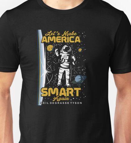 Official Neil deGrasse Tyson's Newest Stem campaign Unisex T-Shirt