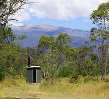Loo with a view by Jess Fleming