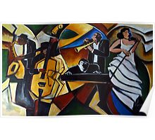 The Jazz Group Poster