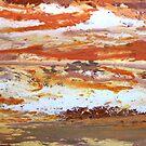 Big Surf at Dawn by Kathie Nichols