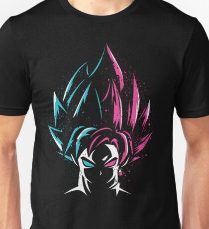 Goku-Zamasu-56 Unisex T-Shirt