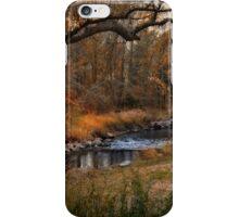 Running Through iPhone Case/Skin