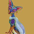 Puppy Lips/ Lyran Humanoid by Studio Burke