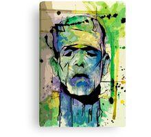 Colourful Lunacy Canvas Print