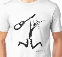 Guitar Jump Unisex T-Shirt