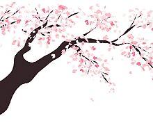 Cherry Tree by Wendy Wahman