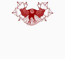 Satellite Eagle - RED Unisex T-Shirt