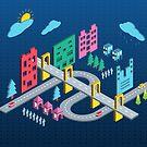 Urban art  by Alexzel