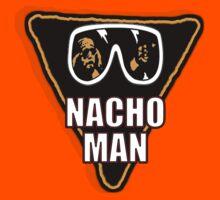 Nacho Man by MenaceTees