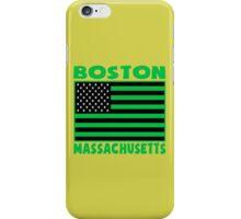 BOSTON, MA iPhone Case/Skin