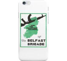 Belfast Brigade iPhone Case/Skin