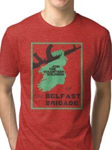 Belfast Brigade Tri-blend T-Shirt
