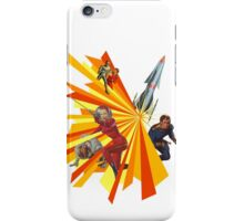 Pulp Science Fiction iPhone Case/Skin