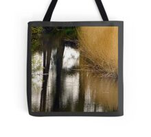 Reed Reflections Tote Bag