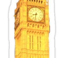 Big Ben in London Sticker