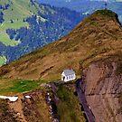 Chapel on Klimsenhorn by annalisa bianchetti