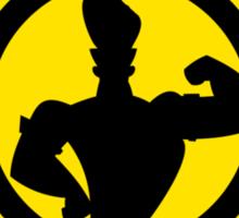 Bravo's Gym Sticker