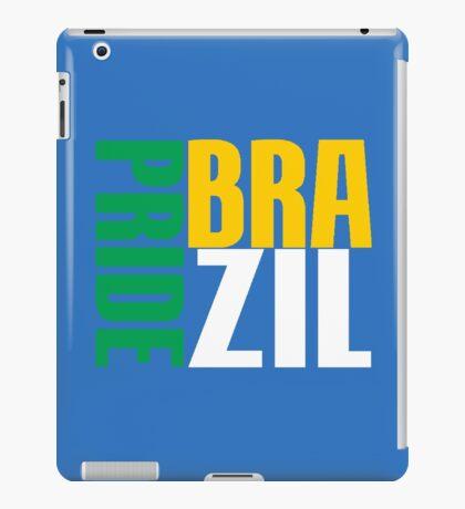 BRAZIL-PRIDE iPad Case/Skin