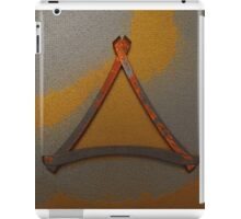 Warped Triangle iPad Case/Skin