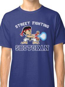 Street Fighting Shotokan Classic T-Shirt