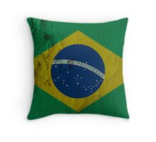 BRAZIL-2 Throw Pillow