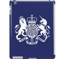 BRITAIN-2 iPad Case/Skin