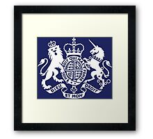 BRITAIN-2 Framed Print