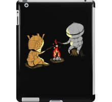 Bonfire Buddies - Dark Souls iPad Case/Skin