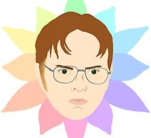 Dwight Schrute by brendanwe
