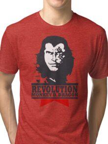Monkey D. Dragon X Che 2.0 Tri-blend T-Shirt